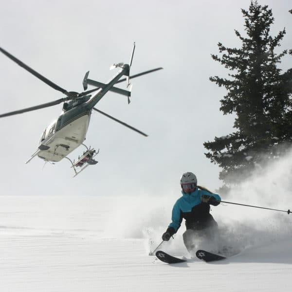 Ultimate Heli-Ski